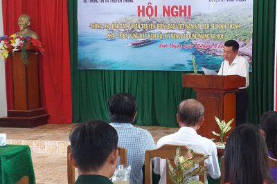 Minh chứng Hoàng Sa, Trường Sa là của Việt Nam