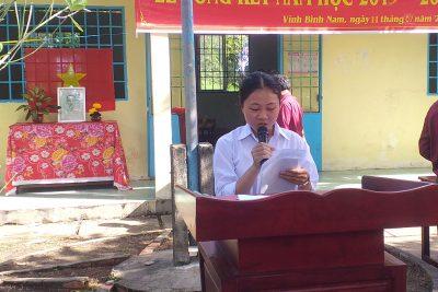 Lễ tri ân thầy cô năm học 2019-2020