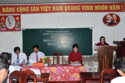 Hội nghị CB-CN-VC năm học 2019-2020