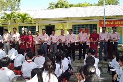Bài phát biểu của học sinh tri ân thầy cô năm học 2018-2019